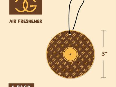 CG Coconut Air Freshener (1 Pack) main photo