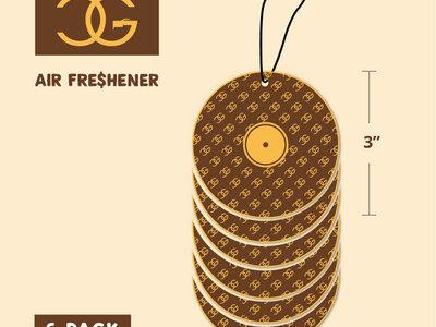 CG Coconut Air Freshener (6 Pack) main photo
