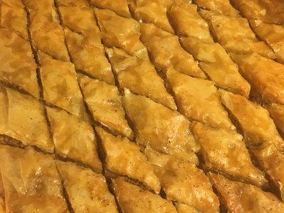 Moopie's Homemade Baklava (Three Pieces) main photo