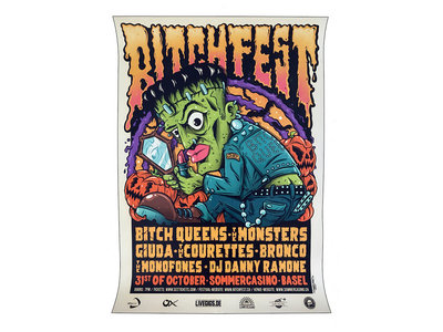 Bitch Fest Poster 2020 main photo