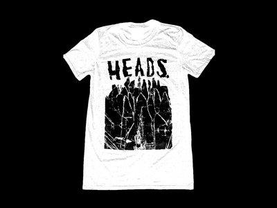 HEADS. Tee part III (only XL left) main photo