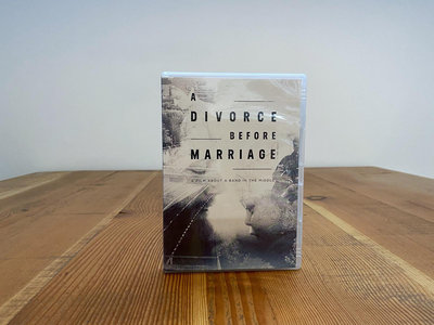 A Divorce Before Marriage documentary DVD main photo