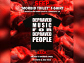 "SEEP ""MORBID TOILET"" T-SHIRT (PRE-ORDER) photo"