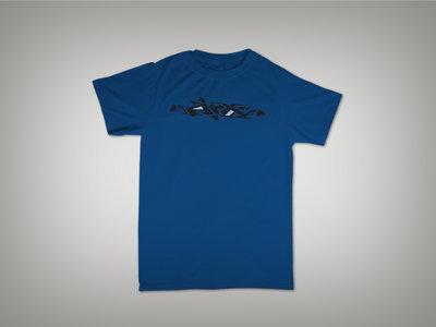 ARX GRAFF / BLUE TEE main photo