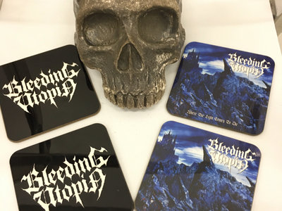 Coasters. Pack of 4 main photo