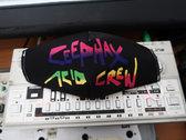 Ceephax Acid Crew Mask Maximum 3 units per order! photo
