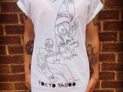 *NEW* 'TT Live' WHITE T-Shirt + Digital Download main photo