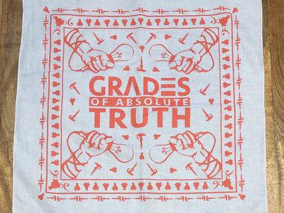 ORANGE LINE - Grades Of Absolute Truth Bandana (grey) main photo
