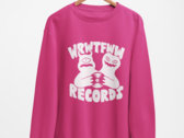 WRWTFWW Records Sweatshirt // Various Colors photo