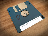 "Floppy Disk Limited Edition - ""Desert Recon"" photo"