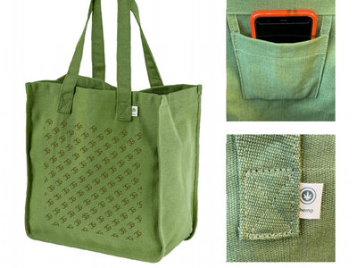 CG EveryTing Tote + Freshener (CHOCOLATE Logo) main photo