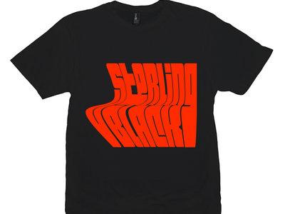 'Wave' T-shirt (Blood Orange) main photo