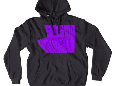'Wave' Hoodie (Sabbath Purple) main photo