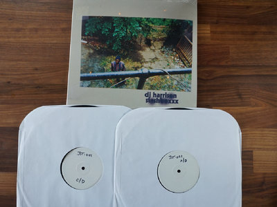 Original test pressing for the album Stashboxxx main photo