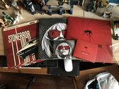 STONERROR, WIDOW IN BLACK & TROUBLEMAKER - 3 Vinyls photo