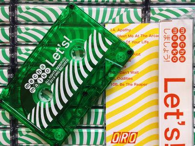 Let's! Transparent Green Cassette main photo