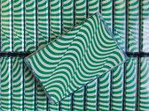 Let's! Transparent Green Cassette photo