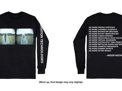 """Liberation Technologies"" Long Sleeve shirt (pre-order) main photo"