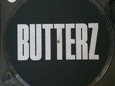 Butterz Slipmat Pair & Sticker Pack photo