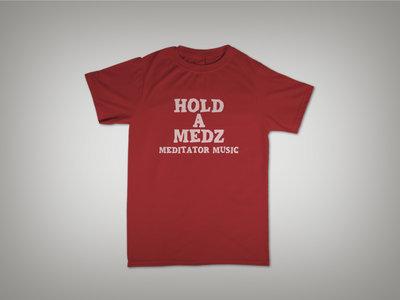 HOLD A MEDZ / BASIC RED TEE main photo