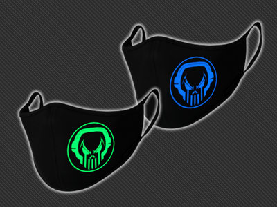 Skull Logo Mask main photo