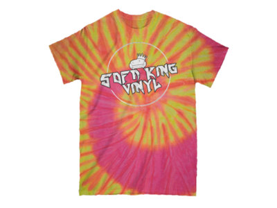 SKV Round Logo Tie Dye Tee main photo