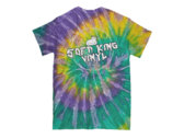 SKV Round Logo Tie Dye Tee photo