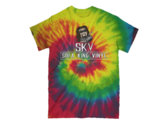 SKV Caricature Tie Dye Tee photo
