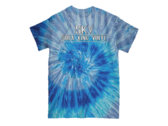 SKV Block Logo Tie Dye Tee (White) photo
