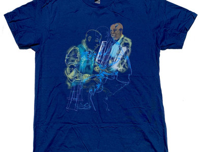 "Hailu Mergia ""Lala Belu"" T-Shirt and LP Bundle main photo"