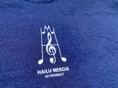 "Hailu Mergia ""Lala Belu"" T-Shirt and LP Bundle photo"