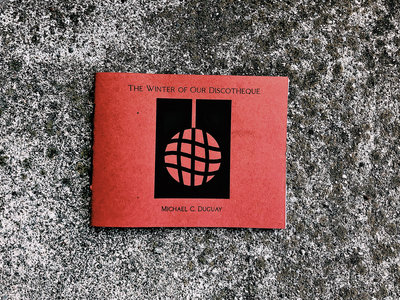 Limited Edition Chapbook & Liner Notes main photo