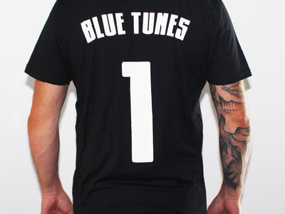 Blue Tunes Records T-Shirt main photo