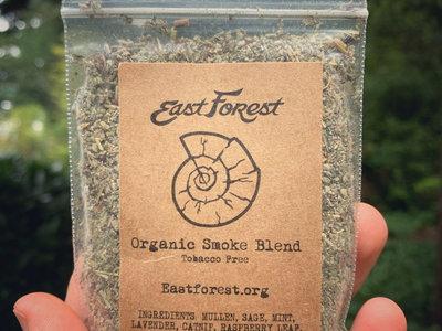 Organic Herbal Smoke-Smudge Blend main photo