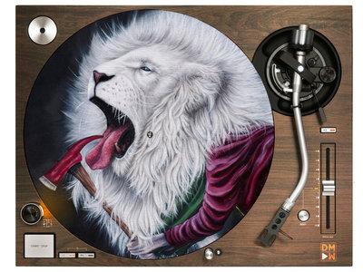 Exclusive Limited Edition Slipmat 'Eupnea design' main photo
