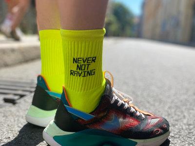 Never Not Raving - Tennis Socks main photo