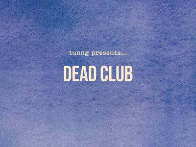 DEAD CLUB - Zine main photo
