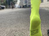 Never Not Raving - Tennis Socks photo
