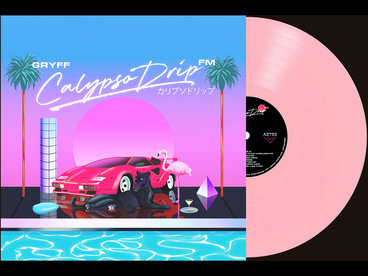 """12"""" Pink VINYL Limited Edition and Digital Download main photo"""