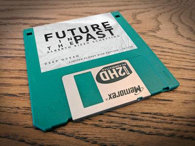 "Floppy Disk Limited Edition - ""Deep Ocean"" main photo"