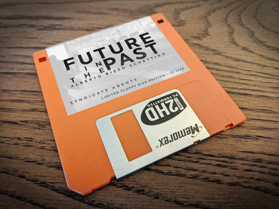 """Floppy Disk Limited Edition - """"Syndicate Agents"""" main photo"""