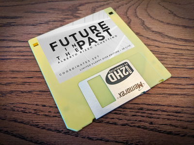 "Floppy Disk Limited Edition - ""Coordinates Set"" main photo"