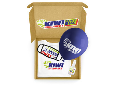Kiwi Direkt: Special Delivery Party Pack main photo