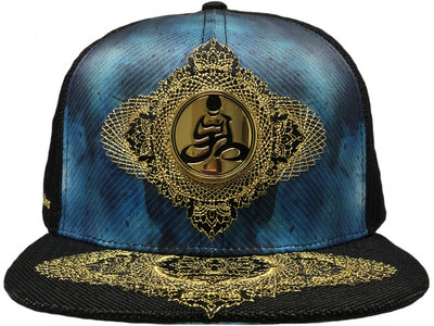 Desert Dwellers Color & Embroidered Hat strap back main photo