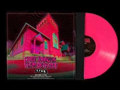 Live, Vol. I & II Limited Edition Pink Vinyl (Compilation) main photo
