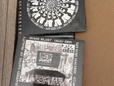 Cress/Buff Split CD main photo