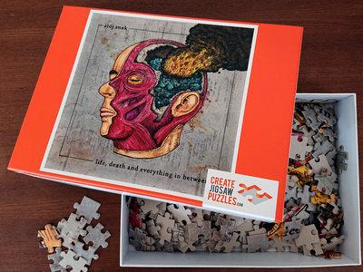 Jig-Saw Puzzle: Life, Death... (1000 pcs) main photo