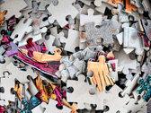 Jig-Saw Puzzle: Life, Death... (1000 pcs) photo