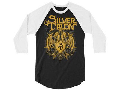 Crowned & Conquering 777 3/4 sleeve raglan shirt main photo