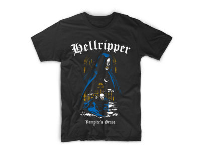 'Vampire's Grave' T-Shirt (Size S - XL) main photo